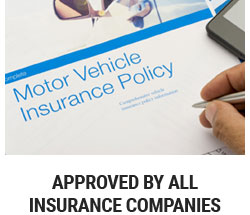 Approved by all Insurance Companies