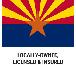 Locally-owned Licensed & Insured